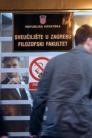 IZA ZATVORENIH VRATA: Sjednica na Filozofskom završila skandalom kakav je teško sakriti