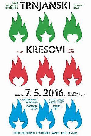 SVI NA TRNJANSKE KRESOVE: U subotu slavimo godišnjicu pobjede Zagreba nad fašizmom i nacizmom