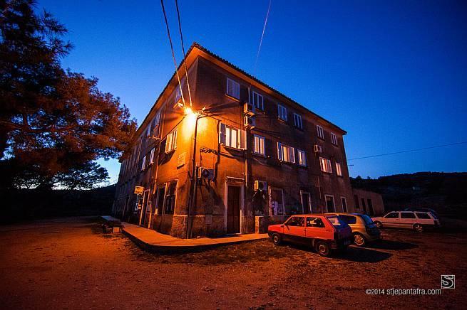 Zadružni dom Podšpilje