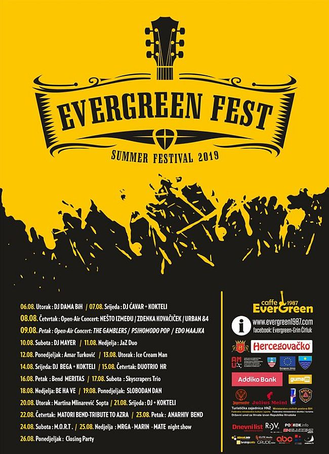 Evergreen Fest Čitluk