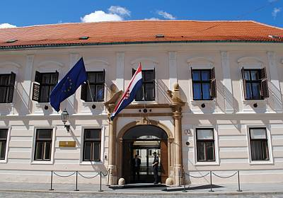 Hrvatska vlada - markov trg