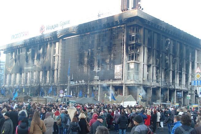 kijev Trg nezavisnosti