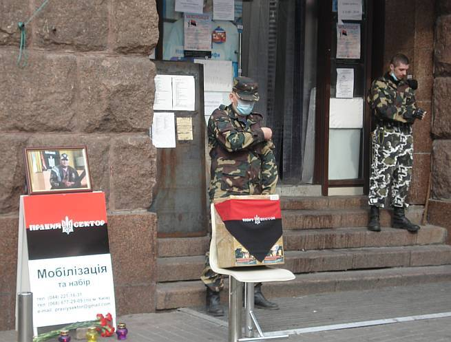 Pravy Sektor Kiev