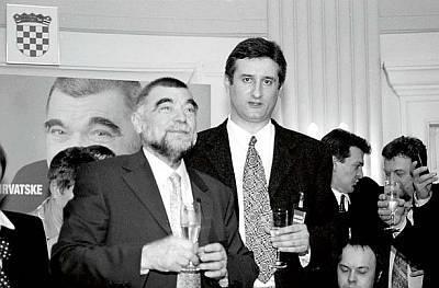 Nacional Tomislav Karamarko Stipe Mesić