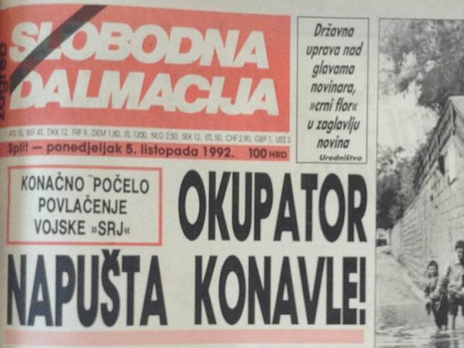 Slobodna Dalmacija