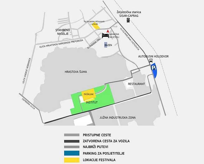 Plan Festival Željezara