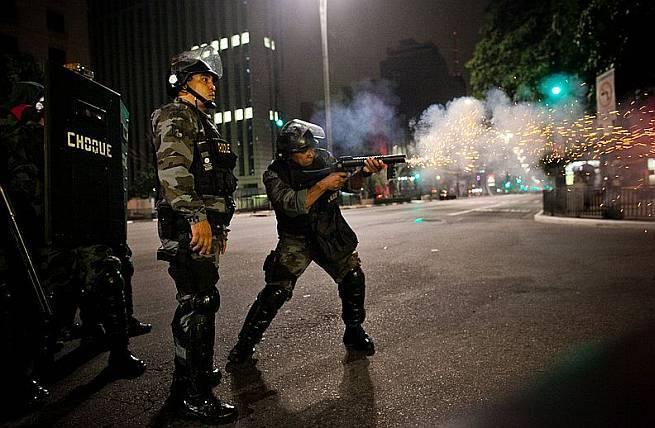 Protesti Brazil