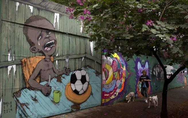 Sao paolo grafit