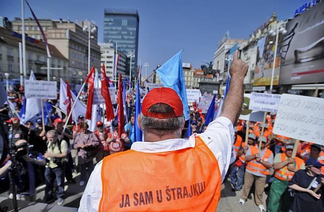 Generalni štrajk