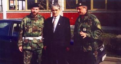 Josip perković i Gojko Šušak