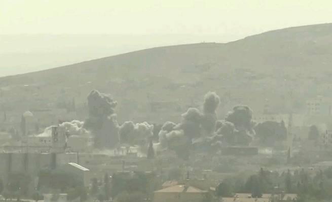 Kobane Sirija
