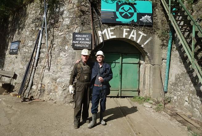 Trepča rudnik Jerko Bakotin