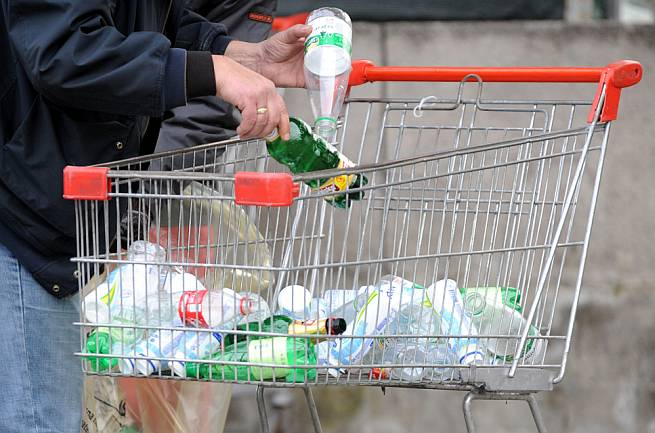 skupljanje flaša