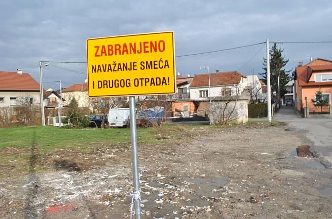 Smeće Zagreb