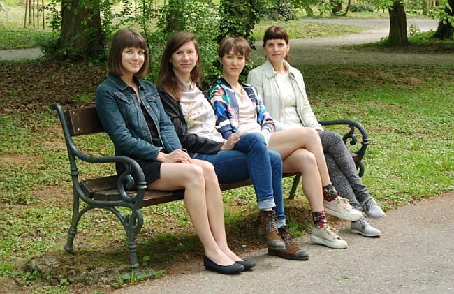 Manufakturist Mia Bogovac, Matea Bronić, Maša Milovac i Kristina Volf