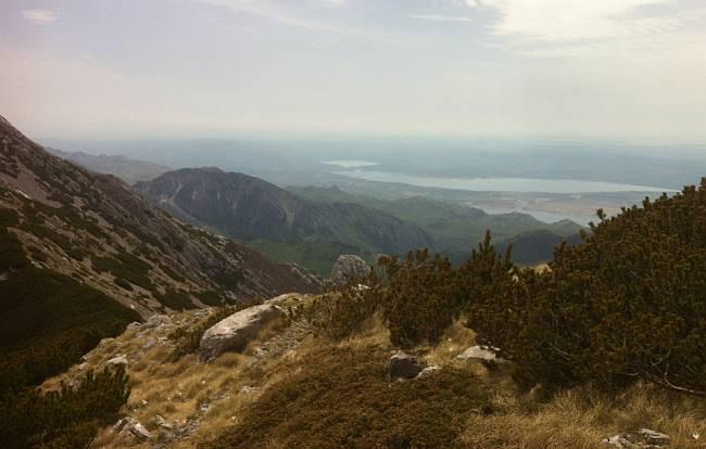 Velebit panorama