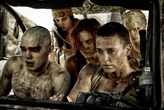 Mad Max 4 Charlize Theron