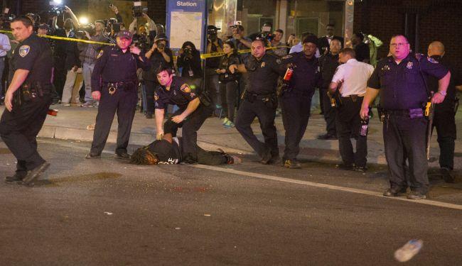 policija baltimore