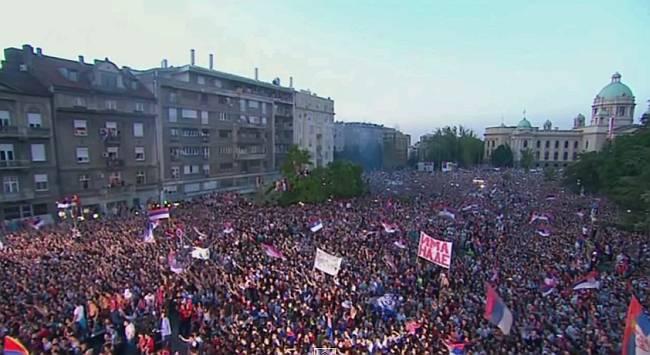 Doček Beograd