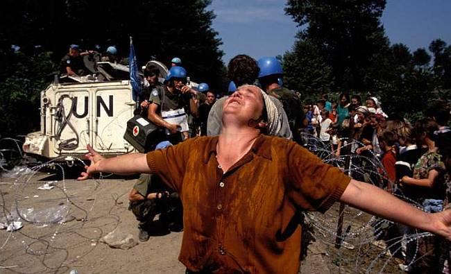 Srebrenica Ron Haviv