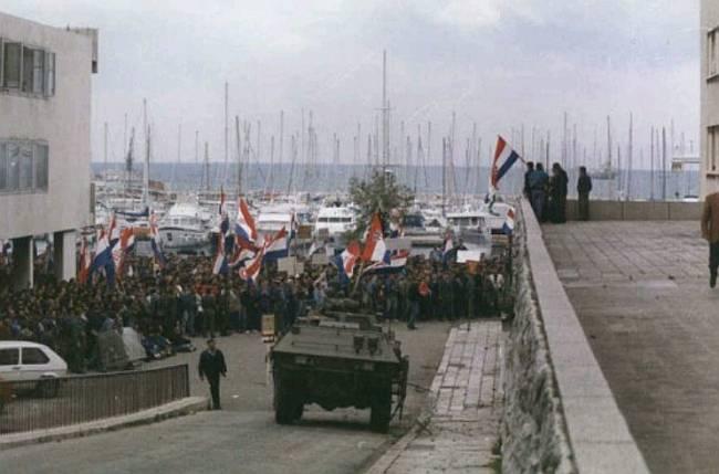 Split 1991.