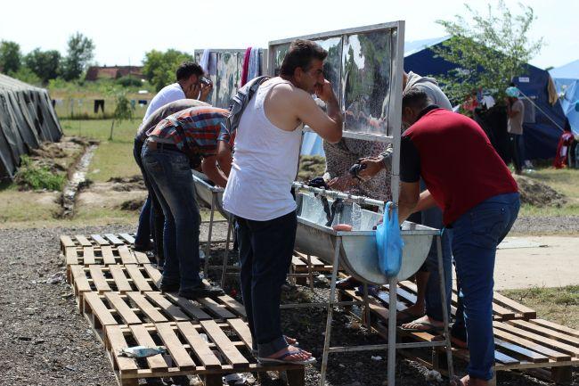 Beograd izbjeglice Kanjiža