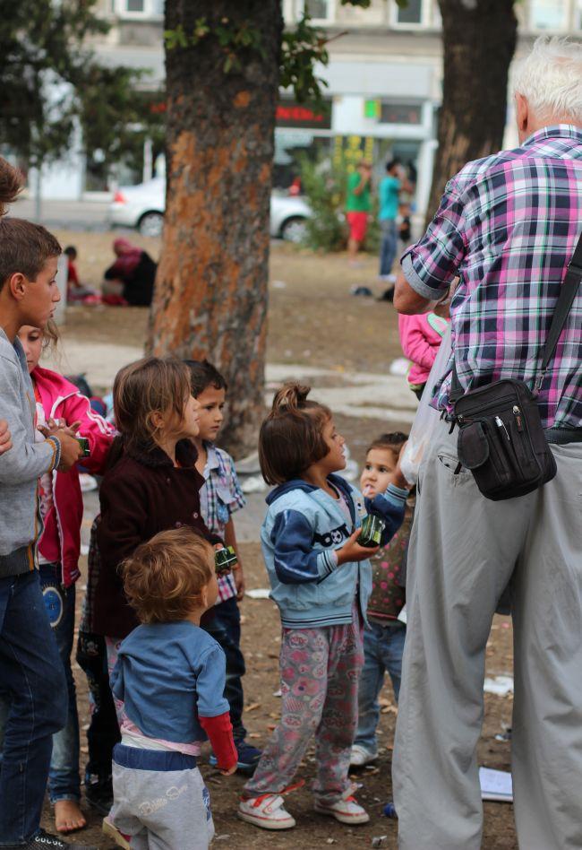 Beograd izbjeglice