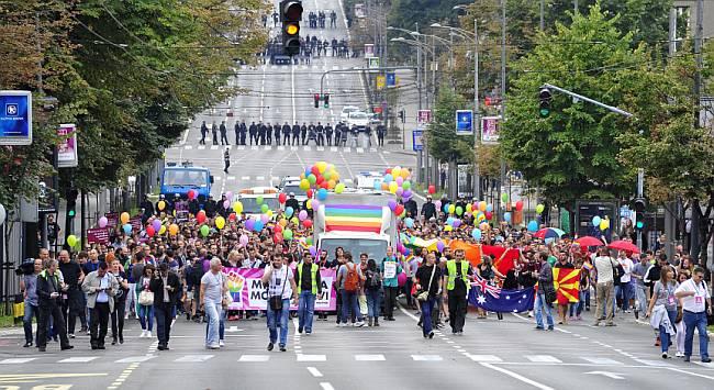 Parada Beograd
