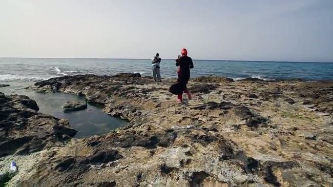 Eritrejske izbjeglice sretno pristigle na obalu Libije