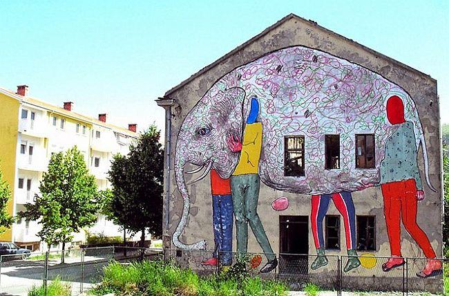 Street Arts Festival