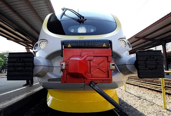 Končar vlak