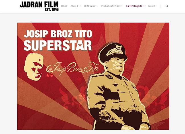 Josip Broz Tito superstar