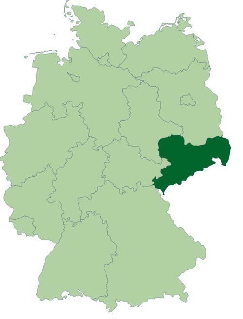 Sachsen-Anhalt Saska