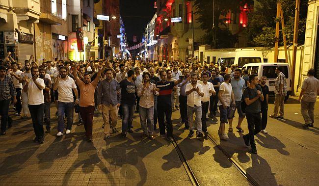 Istanbul državni udar