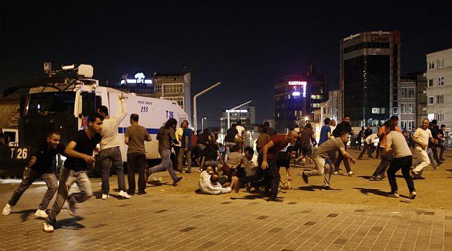 Turska Taksim