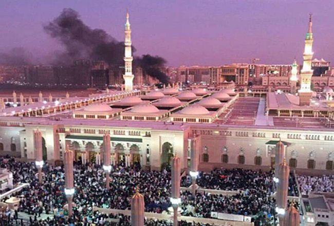 Medina teroristički napad