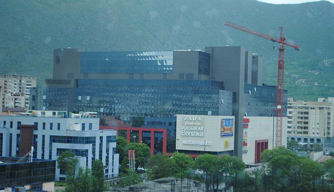 Mostar Mepas mall