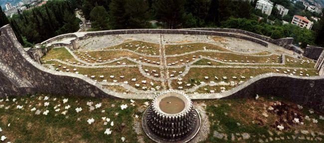 Mostar partizansko groblje