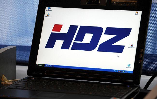 HDZ logo