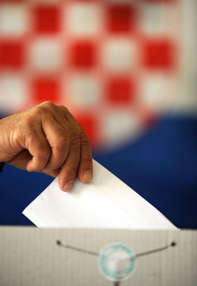 Izbori, glasačka kutija