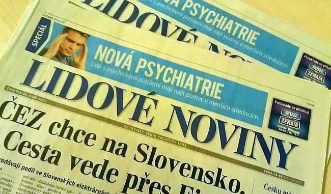 Lidove noviny
