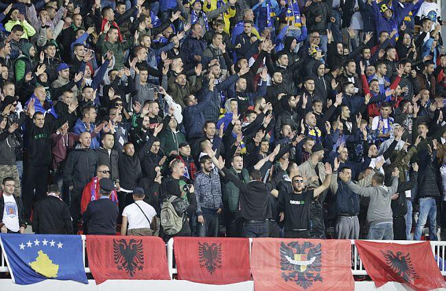Kosovo navijači