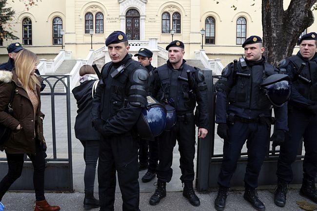 Policija na Sveučilištu
