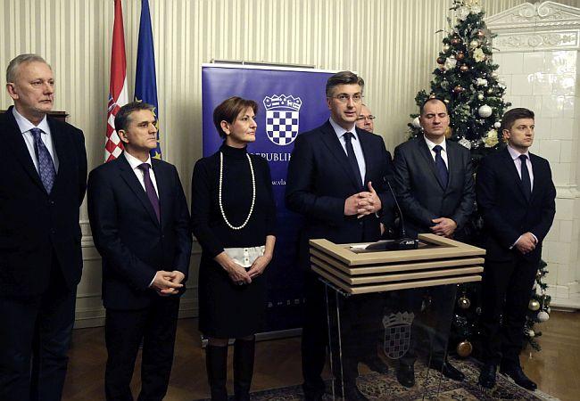 Andrej Plenković INA