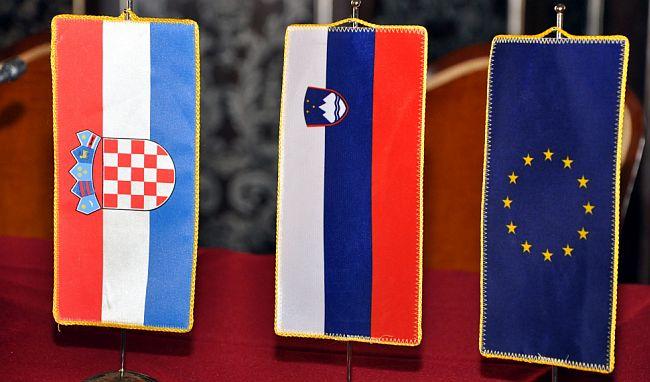 Slovenija Hrvatska