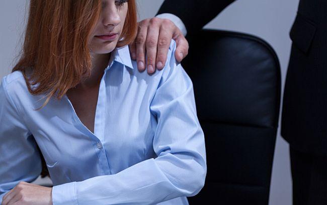 Seksualno uznemiravanje