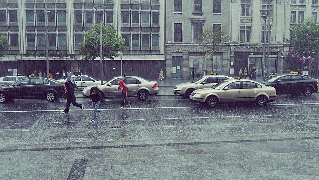 Dublin kiša