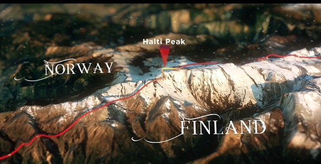 planina norveska finska granica