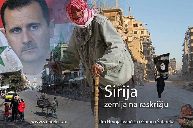 Hrvoje Ivančić Sirija