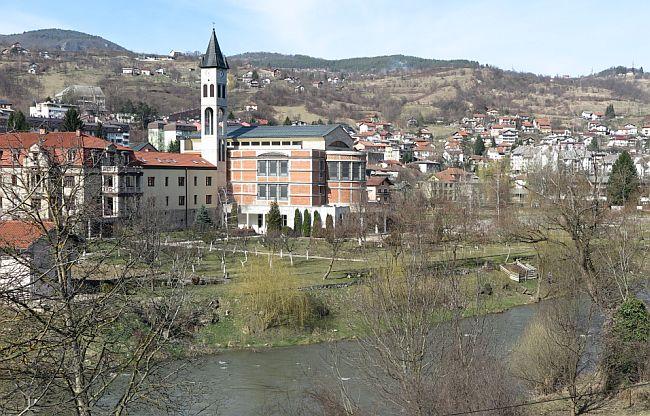 Samostan Jajce